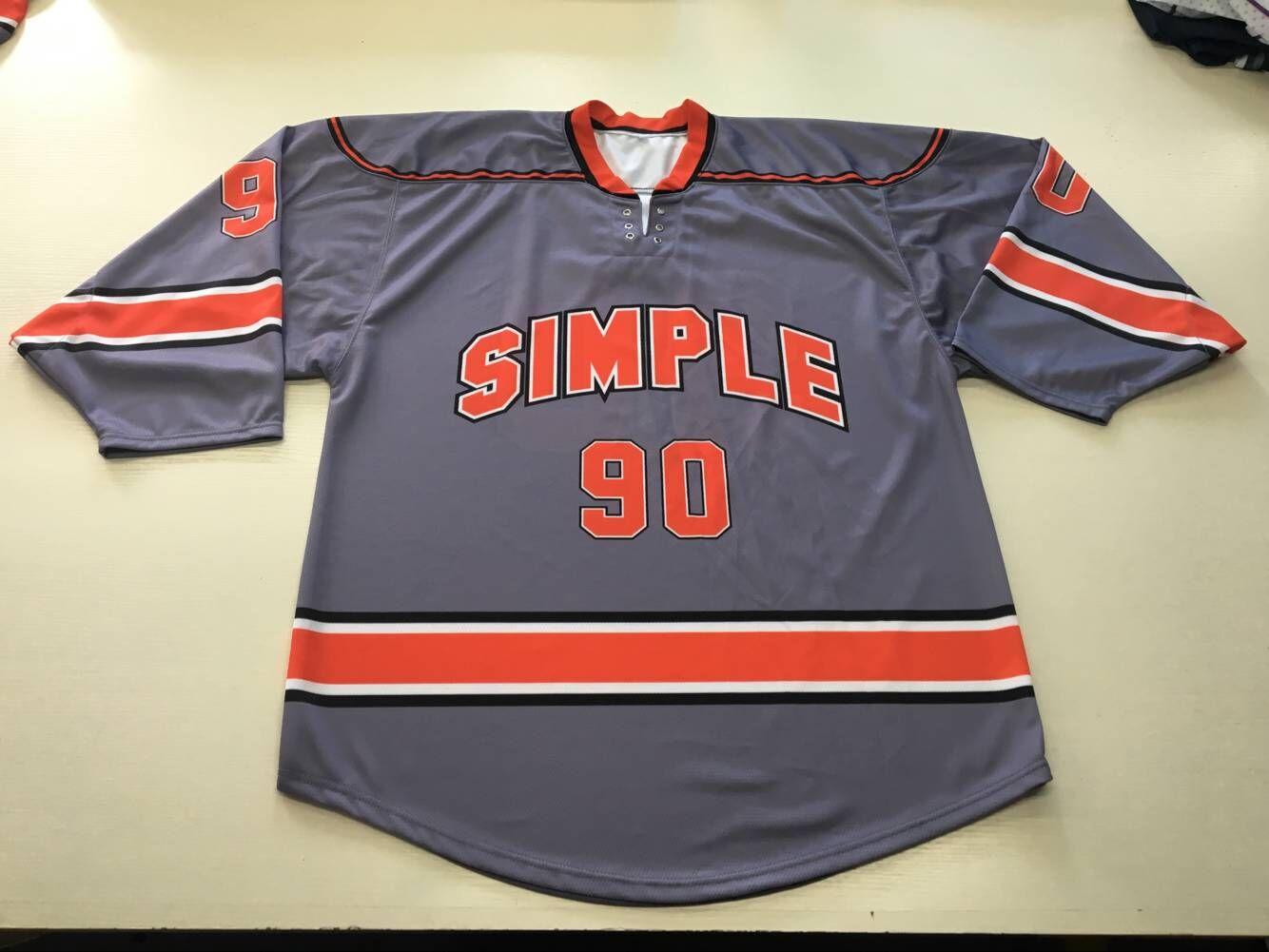 1 ice hockey jersey
