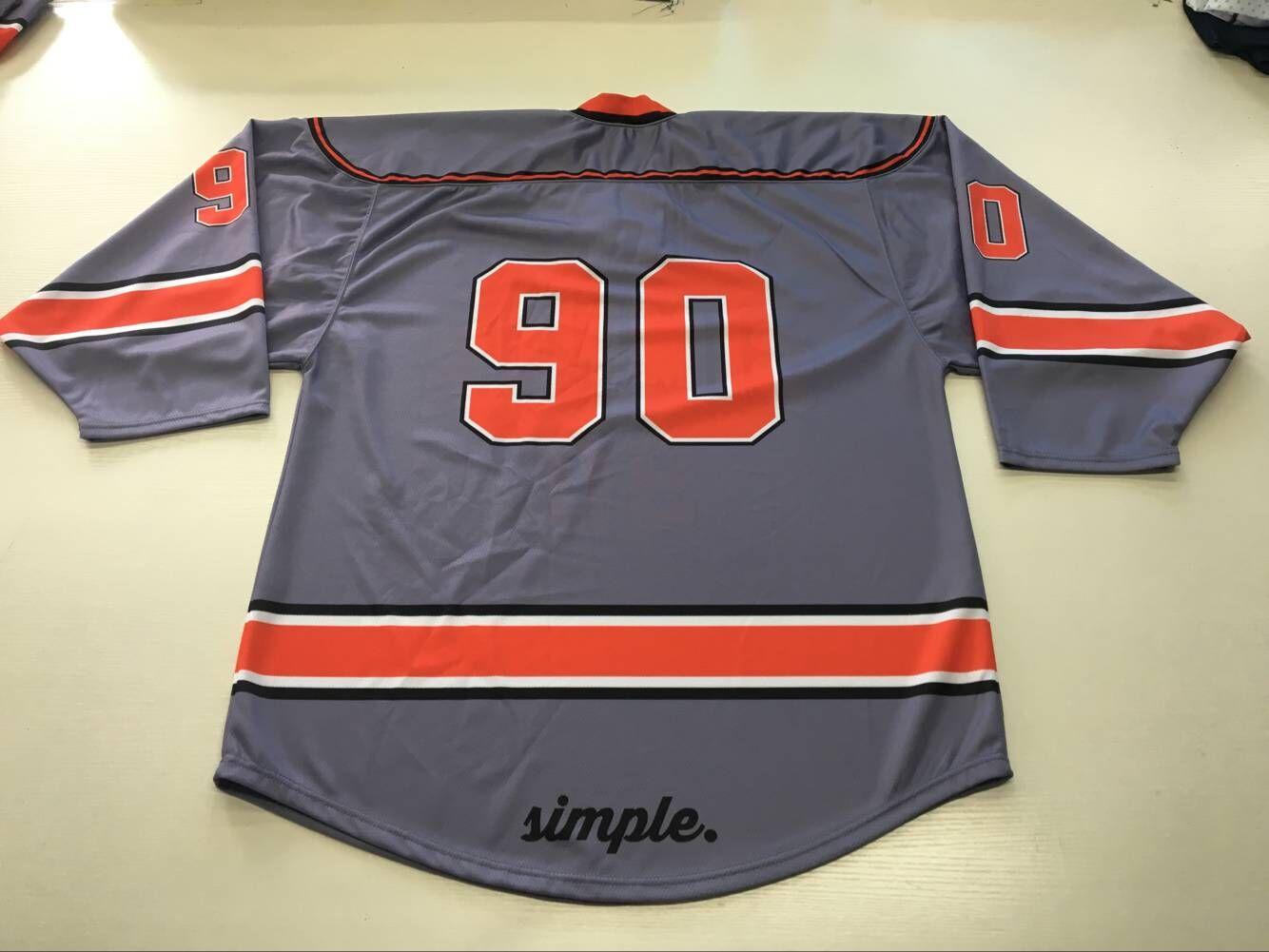 2 ice hockey jersey