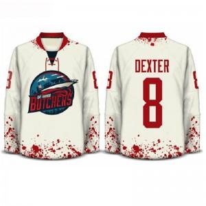 OEM Design sublimated NHL Ice Hockey Jersey