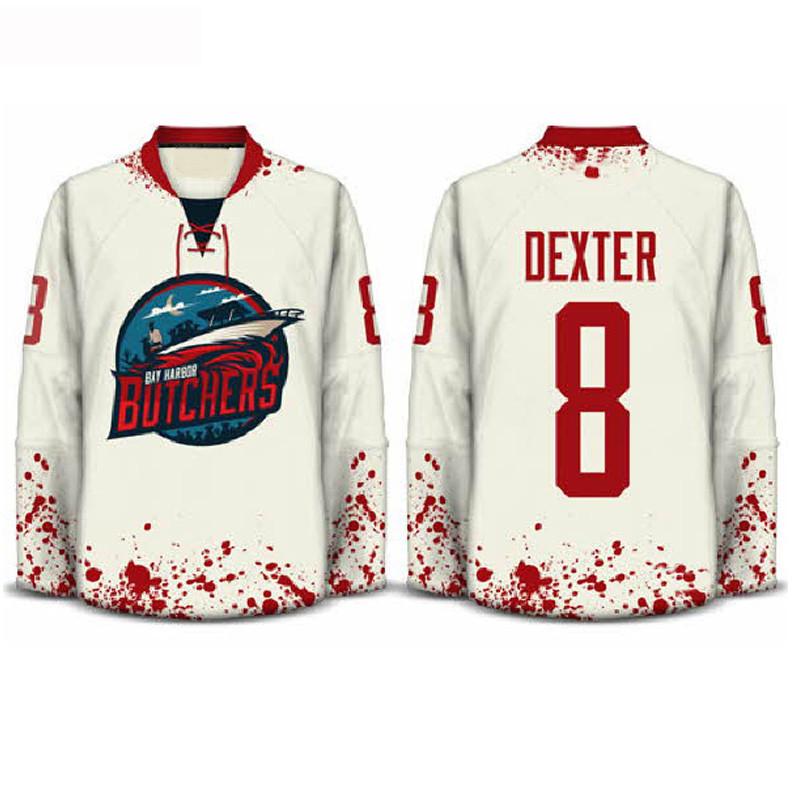 9965db61c50 Cheap China Baseball Jerseys - quick dry adult mens reversible sublimation  ice hockey jerseys – China