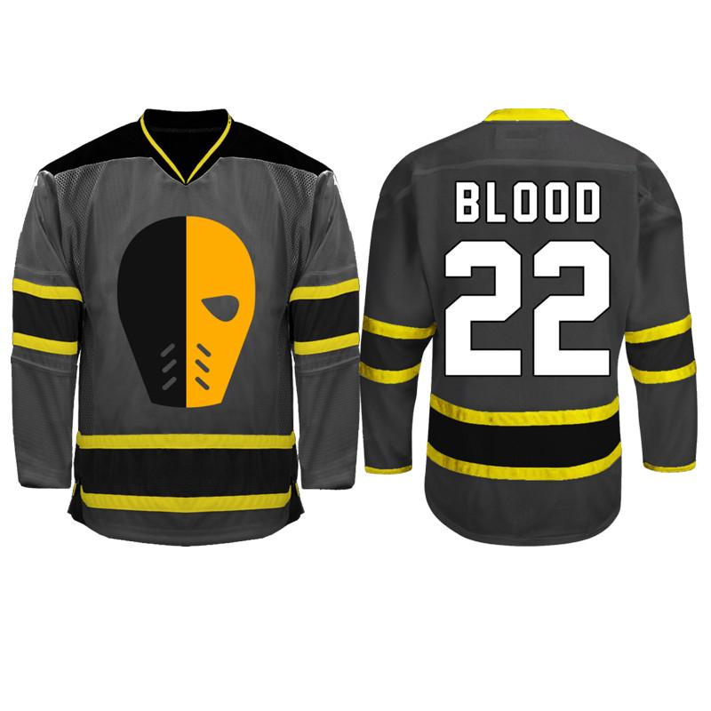 12ddbda07 Best Baseball Uniforms Wholsalers - wholesale sublimated custom youth ice hockey  jersey – China Manufacturers
