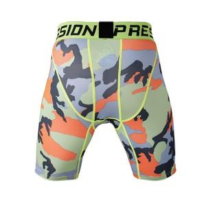 Wholesale High Quality Sportswear Custom Compression Shorts